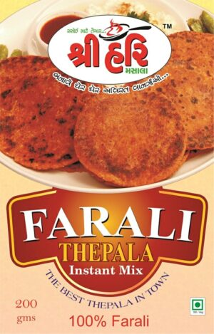 Ready To Cook FARALI THEPALA Instant Mix
