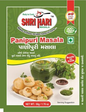 Ready To use Panipuri Masala