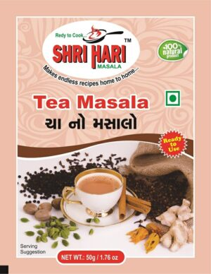 Ready To Use Tea Masala