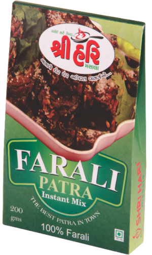 Ready To Cook Farali Patra Instant Mix